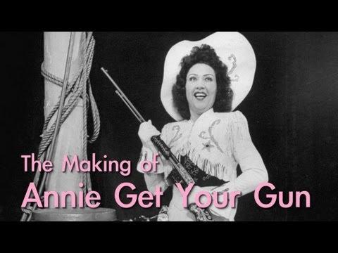 """Dorothy Fields, Ethel Merman, & """"Annie Get Your Gun"""""""