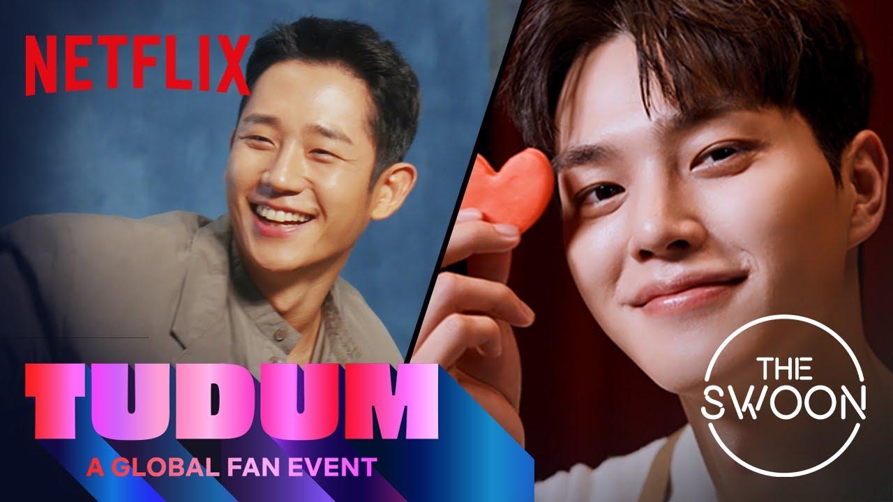 Download [LIVE] TUDUM: Korea Spotlight   Netflix [ENG SUB]