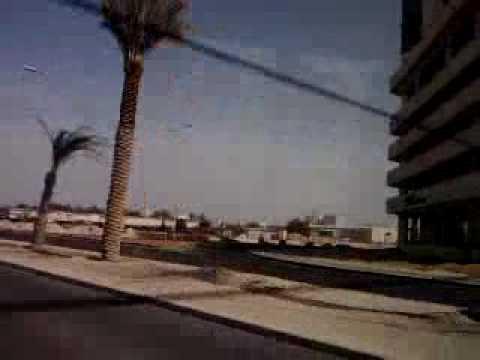 Bahrain--way to Office Tubli