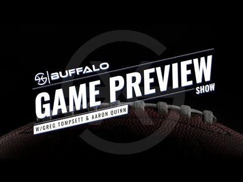 Buffalo Bills Los Angeles Rams Week 3 Preview Show