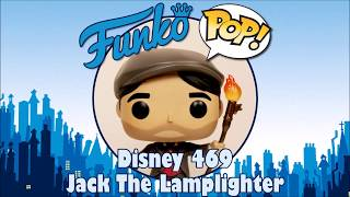 Mary Poppins Returns Jack the Lamplighter Funko Pop unboxing (Disney 469)