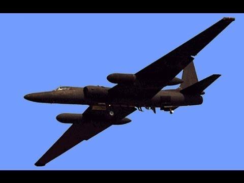 U-2 Spy Plane 1960