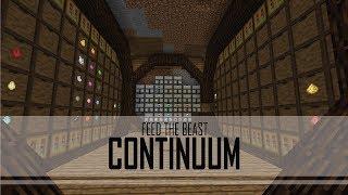 [BETA] FTB Continuum - 20 - INDUSTRIAL BLAST FURNACE AND STORAGE ROOM