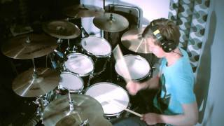 Fascination  - Alphabeat. Piekert Drum Cover.