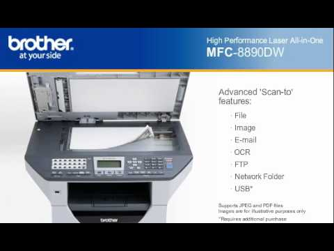 BROTHER MFC8890DW DOWNLOAD DRIVERS