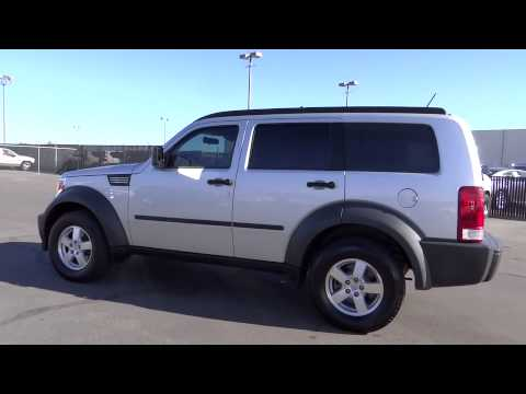 2007 Dodge Nitro Reno Carson City Northern Nevada