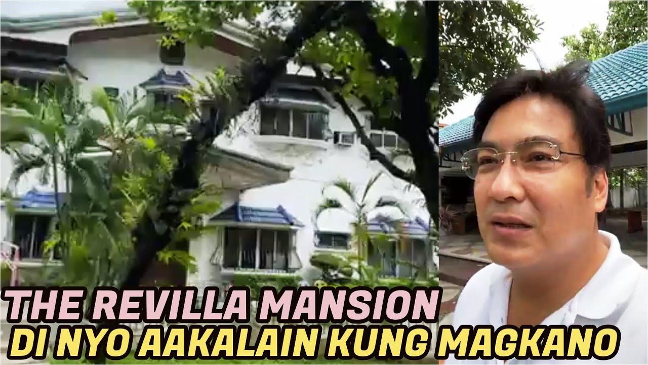 Bong Revilla BINUNYAG ang SEKRETO ng Revilla Mansion sa Bacoor Cavite