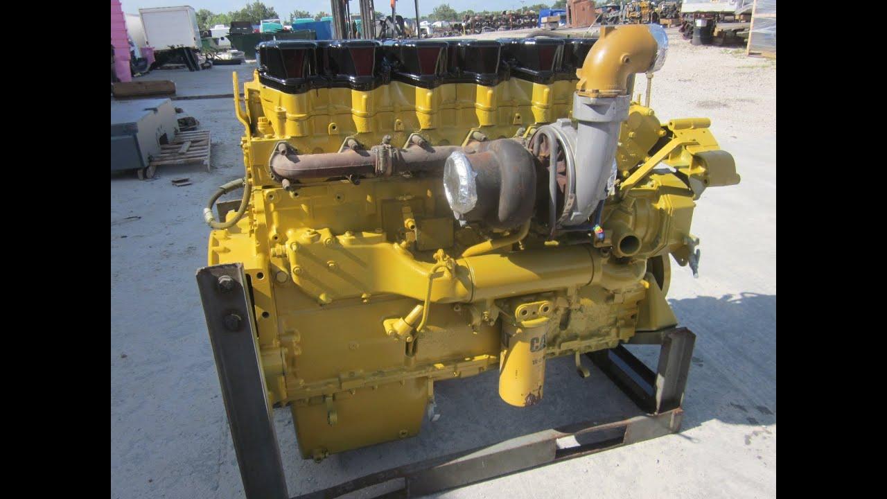 Caterpillar 3406E 550 Engine