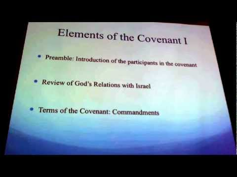 """Stephen D. Ricks on """"Covenant and Temple in Psalm 105"""""""