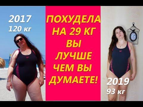 Похудела на 29 кг Мотивация Мой взгляд на похудение или Вы лучше чем Вы думаете