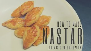 [ ASMR ] How to Make Nastar  ( Indonesian Pineapple Tart ) - No Music