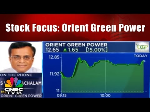 Orient Green Power Hits 52-week High on Disinvestment of 8 Biomass Subsidiaries