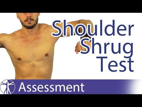 Shoulder Shrug Sign | Frozen Shoulder & Osteoarthritis