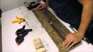 Pallet Wood Sign Blank