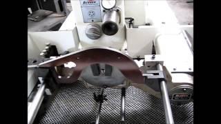 2003 sunnen mbb 1660 k manual honing machine under power