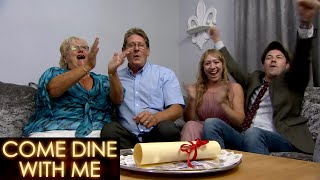 Northampton Winners Are Announced! | Come Dine With Me