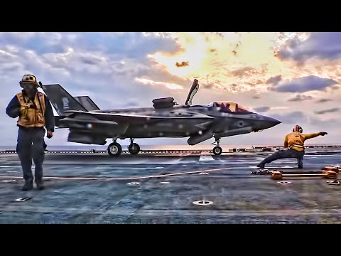 USS America Flight Ops During COVID-19 (MAR-APRIL 2020)