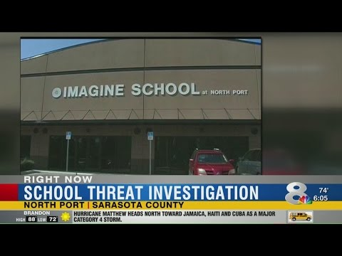 North Port Police investigate threats made to Imagine Schools