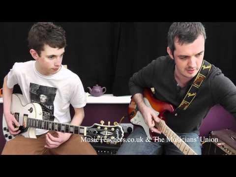 Guitar Lesson: Paul Thornton: 2 The Guitar Olympics