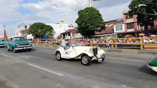 Desfile de Autos Clásicos y Antiguos - Feria de Cali 2018