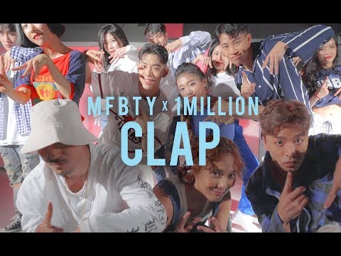 1MILLION X MFBTY(Tiger JK, Yoon Mirae, Bizzy) / CLAP (짝짝짝)