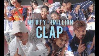 1MILLION X MFBTY(Tiger JK, Yoon Mirae, Bizzy) / CLAP (짝짝짝)