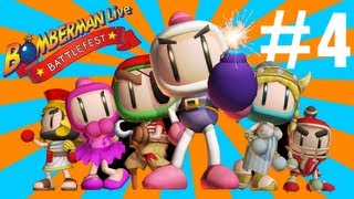 Robots and Their Insatiable Blood Lust: 8 Player Bomberman