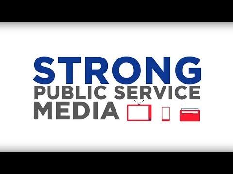 Strong Public Service Media =  Healthy Democracy