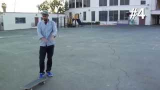 Crailtap's Mini Top 5 with Eric Koston and his favorite Lockwood tricks