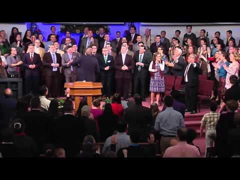 """He Rose"" - FAC Sanctuary Choir"