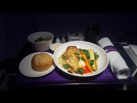 Virgin Australia Business Class - Sydney To Adelaide (VA 436) - Boeing 737-800