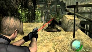 Resident Evil 4 Gameplay ita Parte 4 ( Pc ) IL Mercante