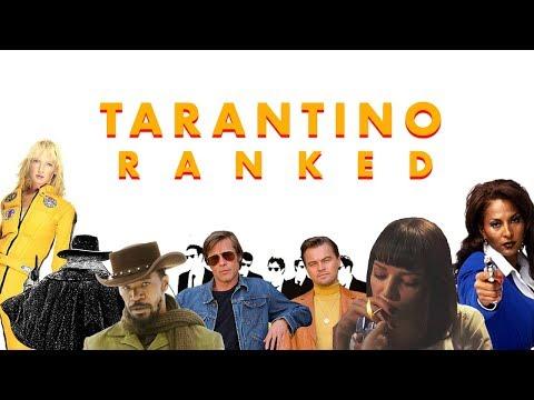 Tarantino Ranked