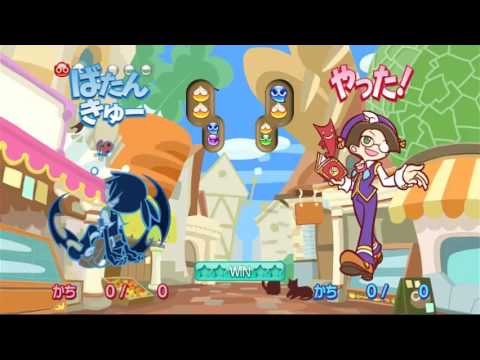 Puyo Puyo 20th anniversary A request from Paperfan375C