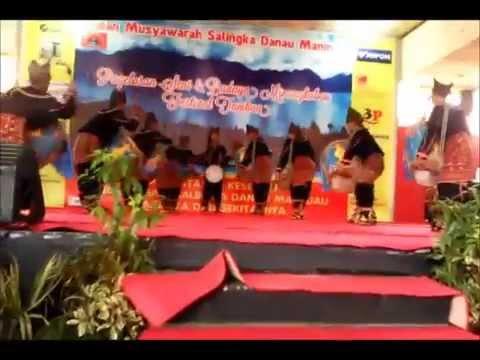 Tambur Lampung Gema Satria Minang Juara 1 Festival Tambua di TMII 21 Februari 2015