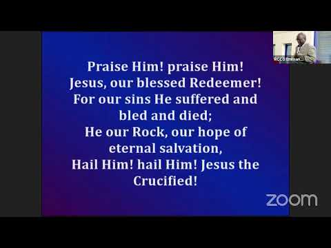 Sunday Divine Service 11th July 2021