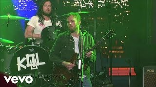 Music video by Kings Of Leon performing Supersoaker (Live on Letter...