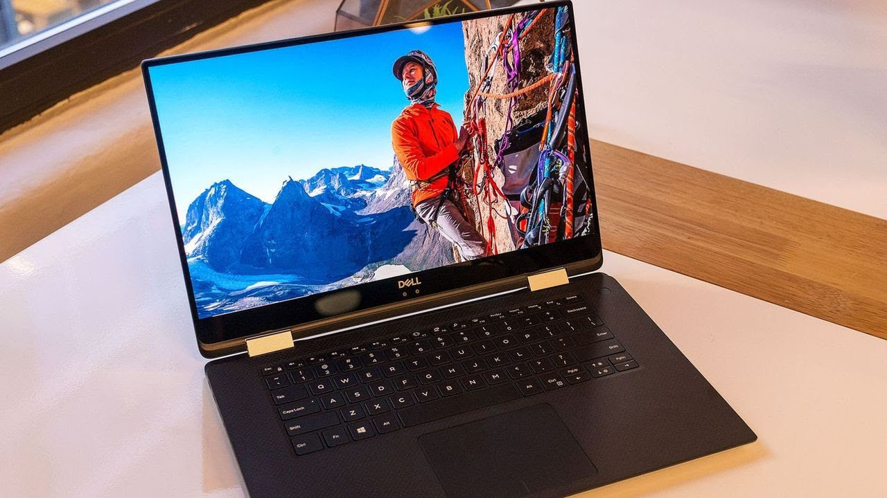 Best laptops of CES 2018