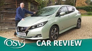 Nissan Leaf - Will you turn a new leaf and leave petrol behind?