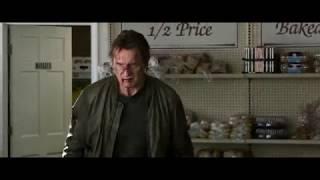 (Ted 2) Ending of Liam Neeson scene with Trix cereals in supermarket / Третий лишний 2 (2015)
