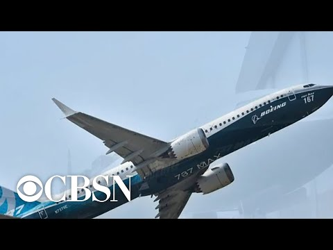 Justice Department demands Boeing documents on 737 Max approval process