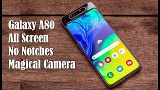 Samsung Galaxy A80 is OUTSTANDING - Top Features!