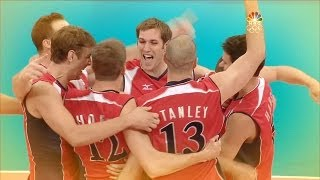 Gold Medal Moments - United States Men
