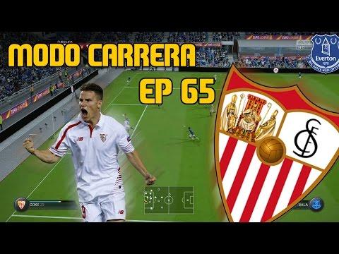 FIFA 16 Modo Carrera ''Manager'' Everton FC - ¡IDA CONTRA EL SEVILLA FC! EP 65