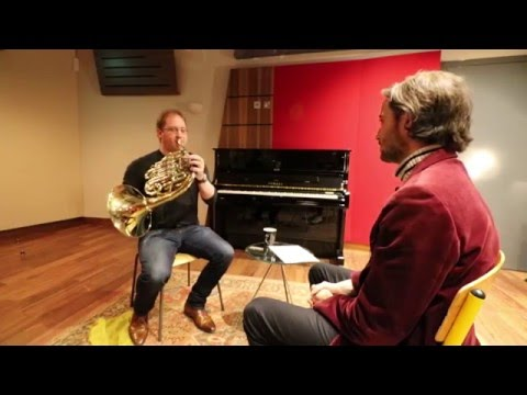 Up Close: Martin Owen - French Horn