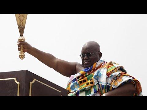 Who Is Pan-African Ghanaian President Nana Akufo-Addo?
