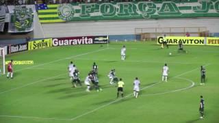Melhores momentos de Goiás 1 x 1 Luverdense  - Campeonato brasileiro série B.