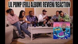 Gambar cover LIL PUMP (FULL ALBUM) REACTION/REVIEW