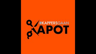 Kappers gaan KAPOT