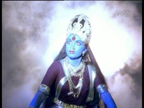 Amman Tamil Movie Introduction Scene 2 (Ammoru in Telugu)